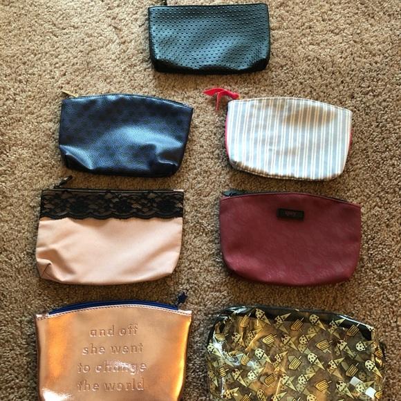 ipsy Handbags - Ipsy makeup bags